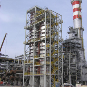 Refinery Unit Construction